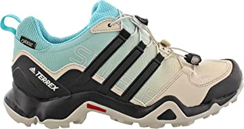 bd8638cc185 adidas Terrex Swift R GTX Shoe Women s Hiking 6 Clear Brown-Black-Easy Mint