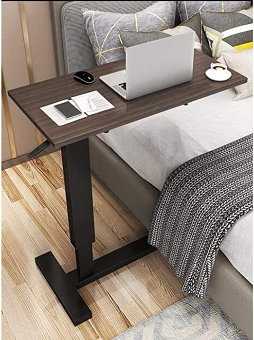 XUERUI Mesas Mesa Altura Ajustable De Madera Laptop Computadora En ...