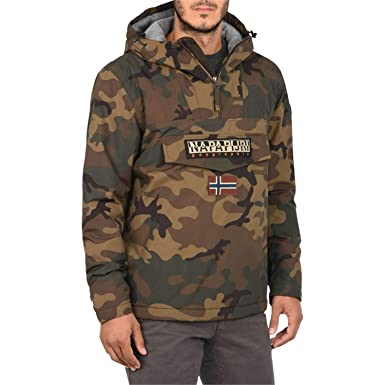 a7b3f768597 Napapijri - N0YI4T - Veste - Homme  Amazon.fr  Vêtements et accessoires