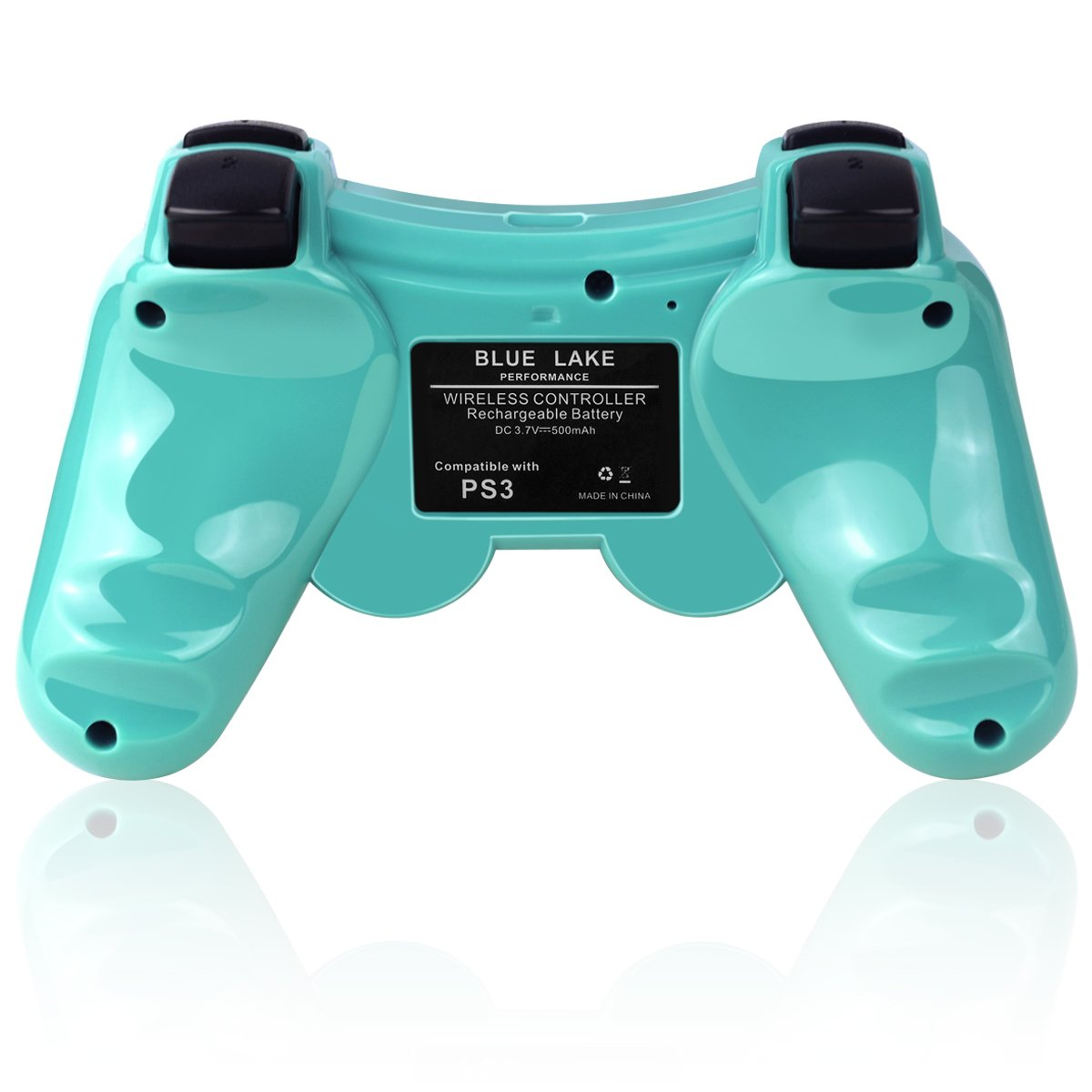 Amazon.com: Double Vibrating Wireless Controller for PS3 With Charge ...