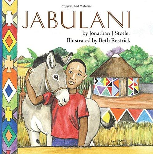 Jabulani Childrens Picture Books Christian product image