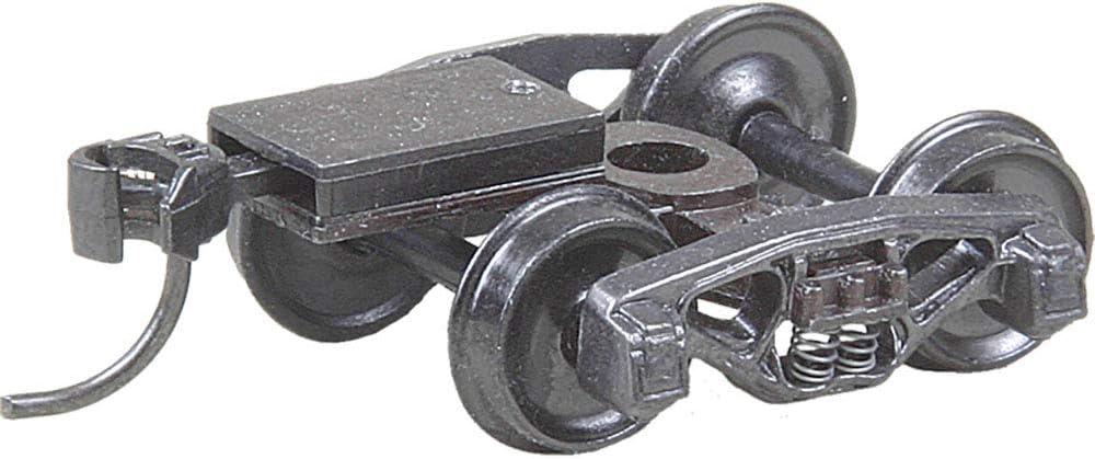 Kadee HO scale #550 ~ Bettendorf Double Truss Self Centering Metal Trucks