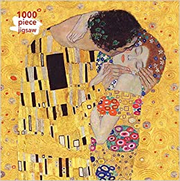 Puzzle Life 1000 Piece Puzzle Jigsaw The Kiss By Gustav Klimt
