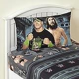 3 Piece Children Sheet Set Twin Size WWE Superstars Bedding Set Twin for Boys