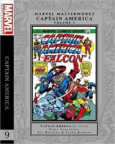Marvel Masterworks: Captain America Vol. 9