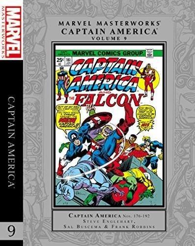 Marvel Masterworks: Captain America Vol. 9 PDF