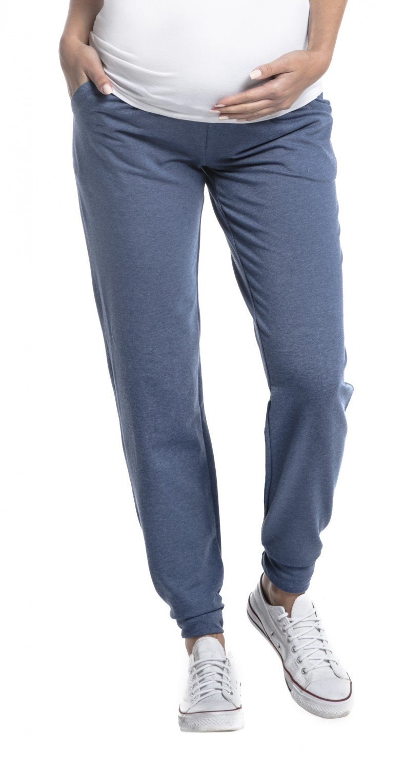Zeta Ville - Womens Pregnancy Pants. Available In 2 Leg Lengths - 637c (Short Length Jeans, US 12, XL)