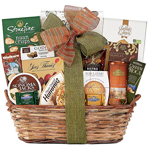 Wine Country Connoisseur Gift Basket