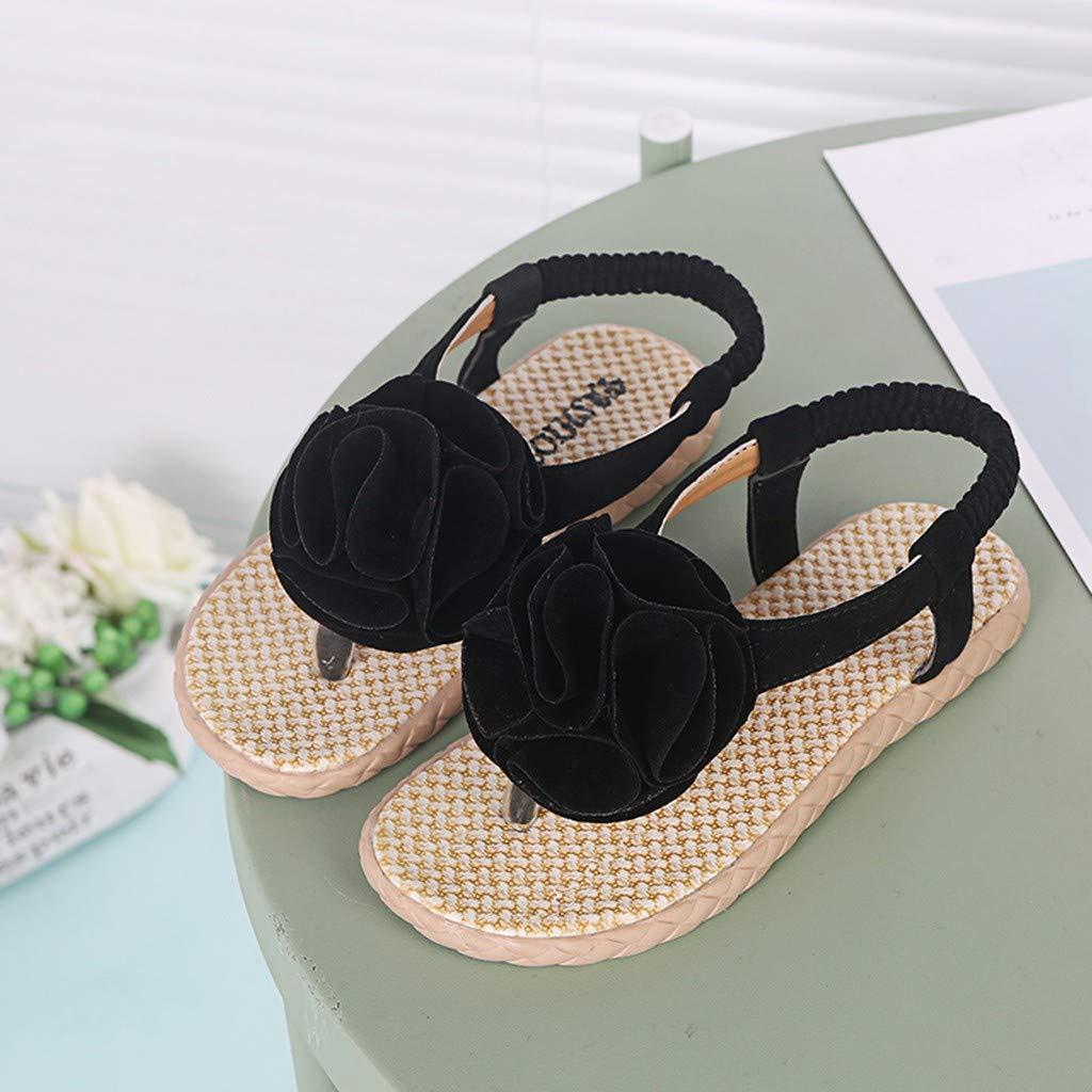 Super X Summer Children Infant Kids Baby Girls Flower Beach Priness Shoes Sandals