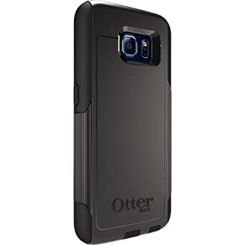quality design 9b36f d38e8 OtterBox Commuter Series Cover Case for Samsung Galaxy S6 - Black
