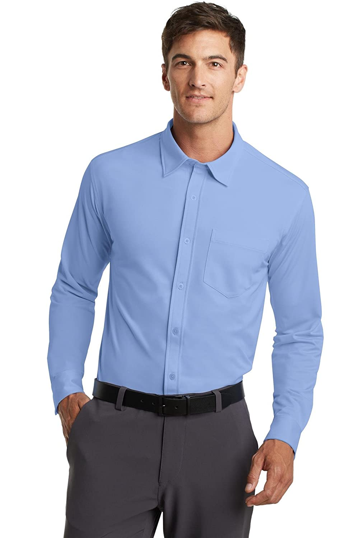 Port Authority Dimension Knit Dress Shirt