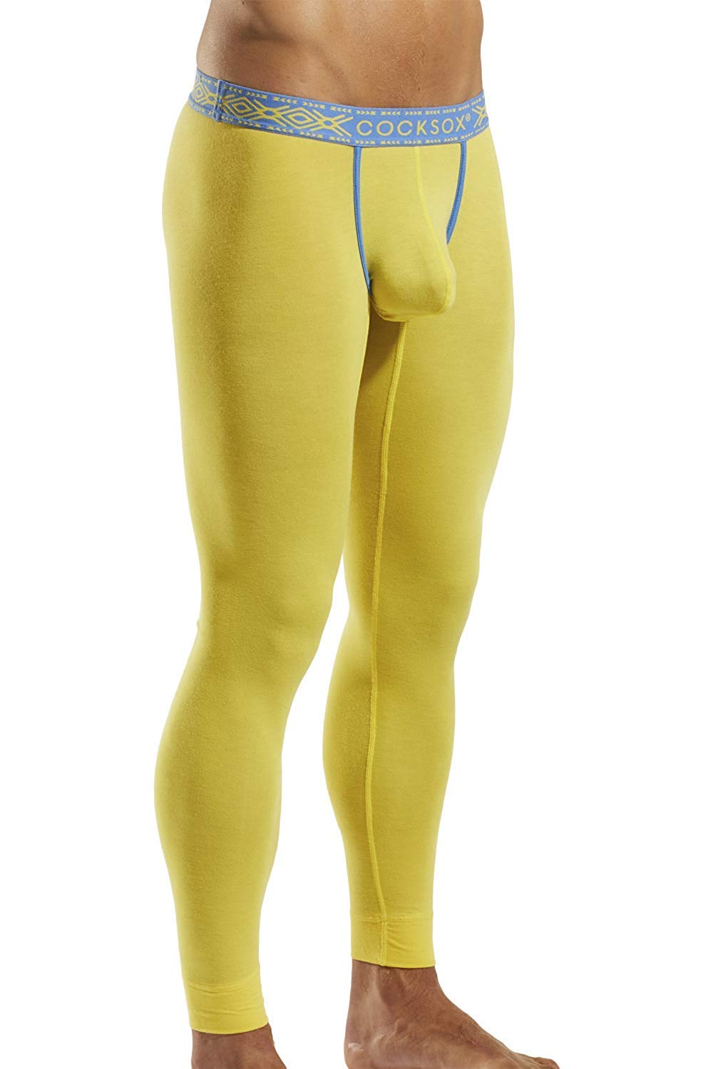Cocksox Anatomical Support Pouch Long John CX92NG (X-Large, Woad) by Cocksox