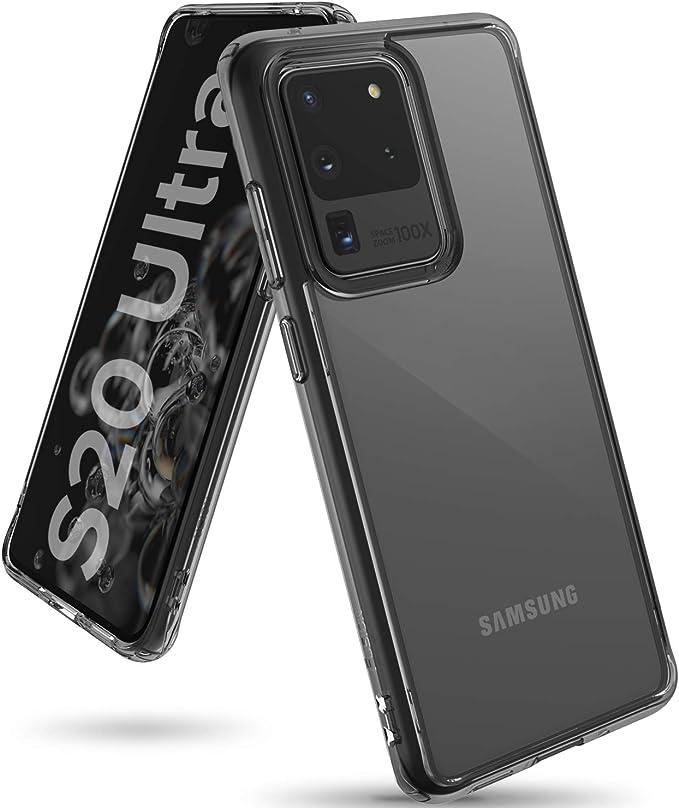 Ringke Variation For Fusion Galaxy S20 Ultra Smoke Elektronik