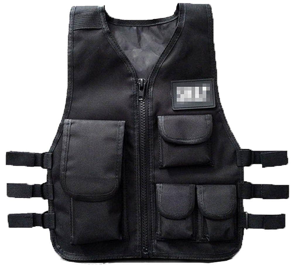 GSKids Tactical Vest Children's Adjustable Outdoor Clothing