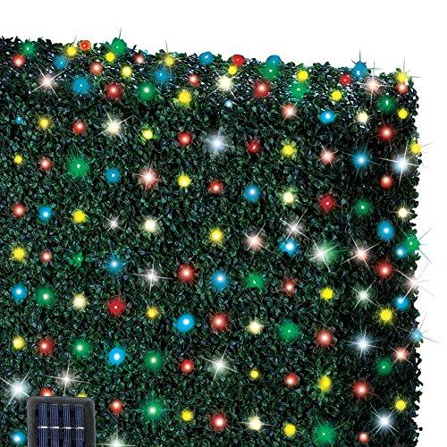 Net Of Solar Lights - 4