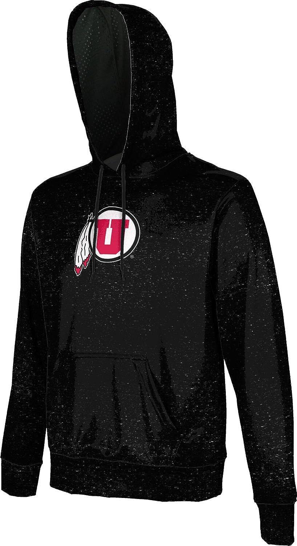 Heather ProSphere University of Utah Boys Hoodie Sweatshirt