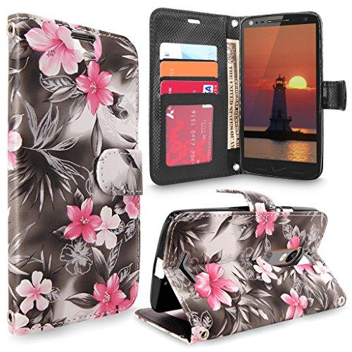 Cellularvilla Feature Premium Leather Motorola