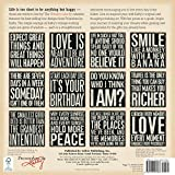 Words to Live By--Primitives by Kathy 2017 Wall Calendar