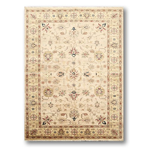 Gold Agra Rectangle Rug - 4