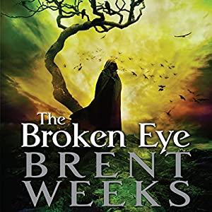 The Broken Eye Hörbuch
