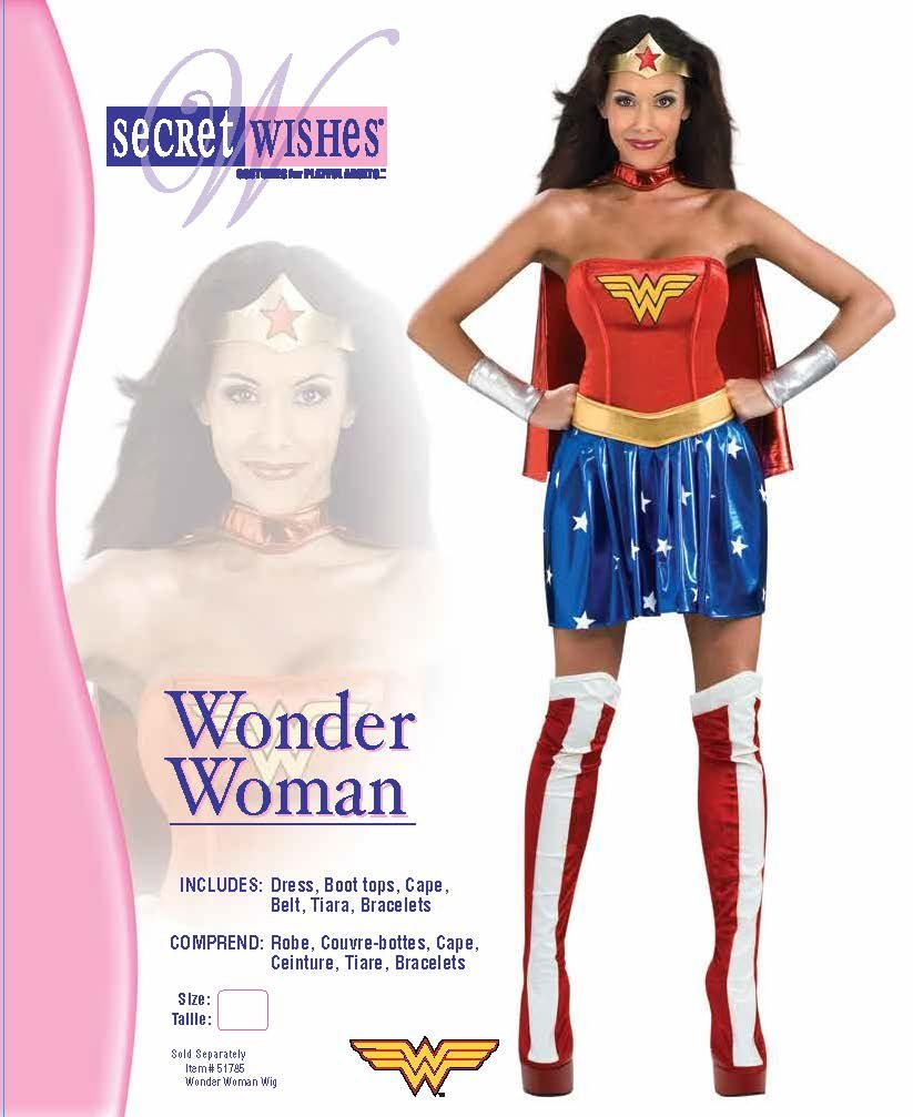 Rubies Costume Co Wonder Woman Adult boots for women Fancy Dress ... a44c28a3137a