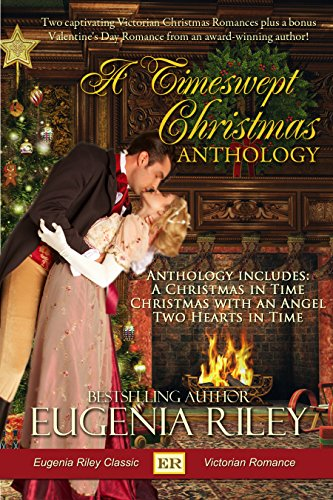 A Timeswept Christmas Anthology by [Riley, Eugenia]