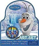 Bendon Disney Frozen Art Supplies with Small Art Storage Case (AS06723)