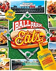 Ballpark Eats: Recipes Inspired by America's Baseball Stadiums (Sports Illustrated Kids)