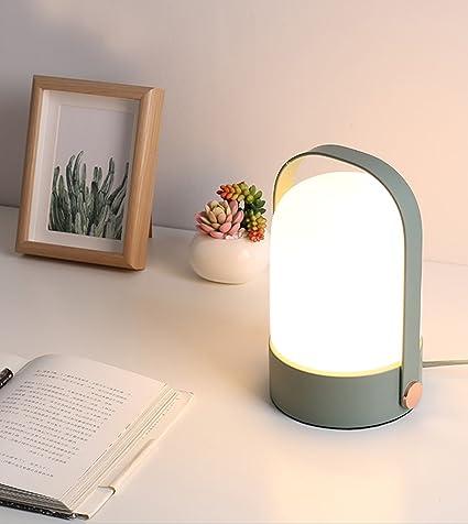 Desk Lamps Lights & Lighting American Minimalist Creative Glass Table Lamp Romantic Bedroom Livingroom Study Coffee Shop Decoration Lamp Free Shipping