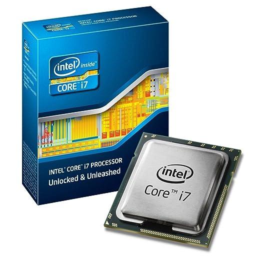 Intel Core i7-3930K SR0KY Sandy Bridge-E 6 Core 3.20GHz 12MB Cache LGA2011