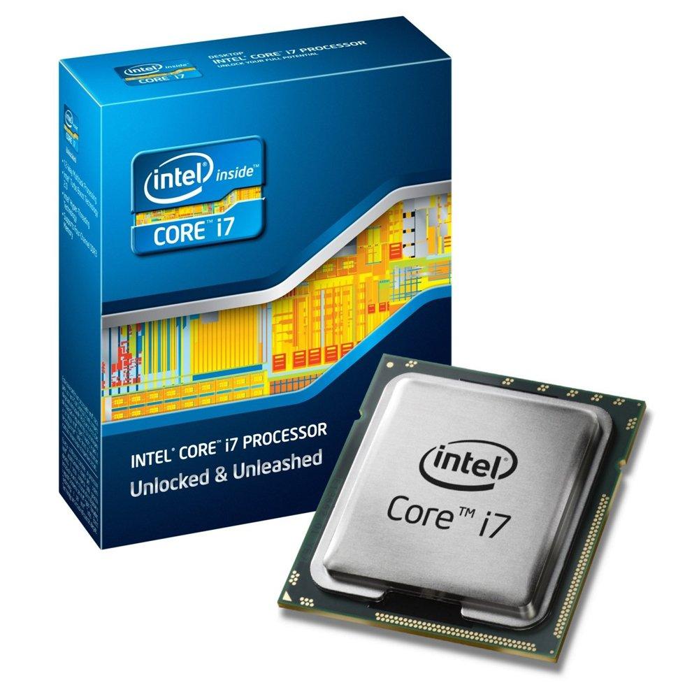 Intel Core i7-3930K Hexa-Core Processor 3.2 Ghz 12 MB Cache LGA 2011 - BX80619I73930K by Intel (Image #2)