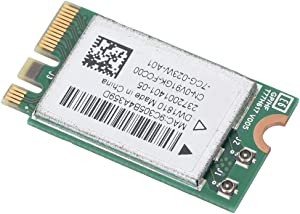 Redxiao ??????????? ???????????? ???????????? ??????????? Dual-Band 2.4/5G Stable Good Compatibility Durable Network Card, Bluetooth Network Card, for DELL 7250 7280 5567 7470 Series
