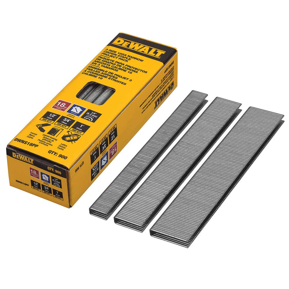 Amazon.com: DEWALT - Corona estrecha de calibre 18: Home ...