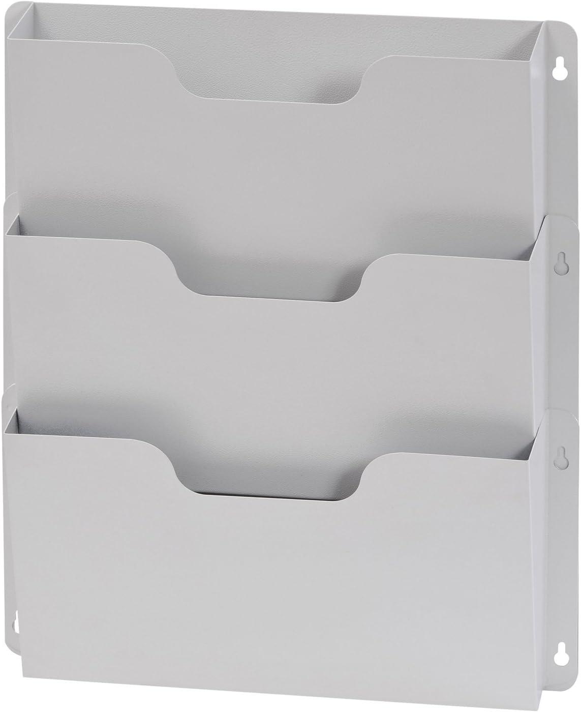 Buddy 5210 Platinum 32 Triple Wall Pocket Steel 17.5 x 14.5.x 2.5 Inches