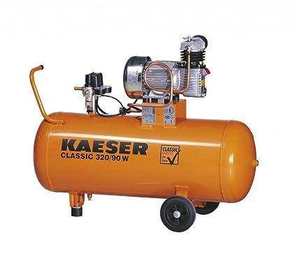 kaeser Classic 320/90 W handwerker Impresión Compresor De Aire