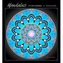 Mandalas by Clare Goodwin 2019 Calendar