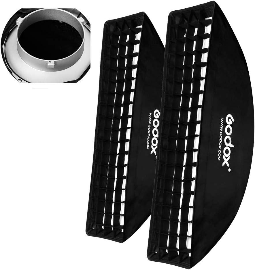 Godox Gitter Softbox Streifen Box 22 X 90 Cm Kamera