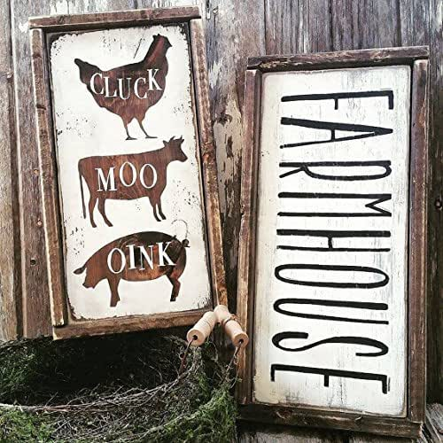 Amazon.com: Farmhouse Sign