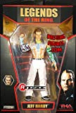 JEFF HARDY - LEGENDS OF THE RING EXCLUSIVE TNA TOY WRESTLING ACTION FIGURE
