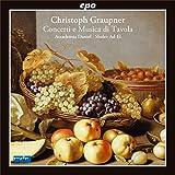 Graupner: Concerti e Musica di Tavola