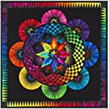 """Circle of Life – Foundation Paper Pieced Pattern – 65"""" x 65"""" Quilt -"""