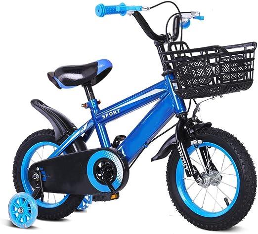 YUMEIGE Bicicletas Bicicleta para niña 12 14 16 18 20 Pulgadas ...