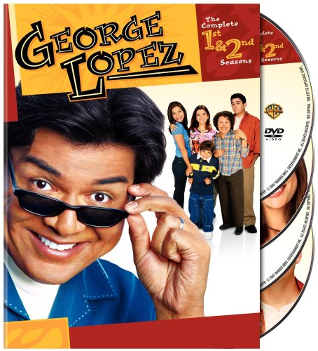 George Lopez  The Complete First And Second Seasons