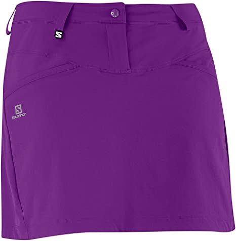 SALOMON Damen Wayfarer Rock, Damen, Anemone Purple: Amazon