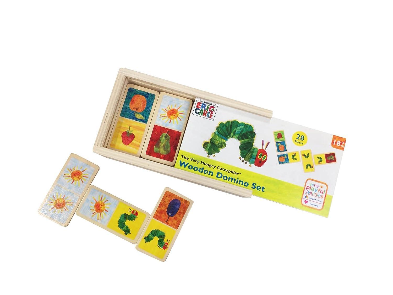Domino Raupe Nimmersatt Film- & TV-Spielzeug