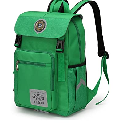 delicate Kamabags Lightweight Water Resistant Nylon School Bag Outdoor Backpack for Kids