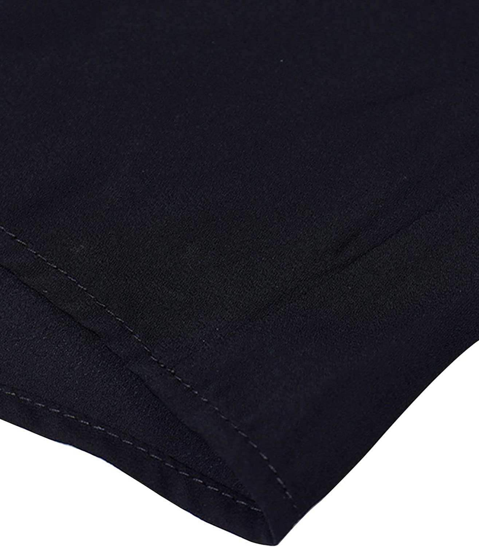 Shanuoint Women\'S Casual Sleeveless/lange Sleeve Halter Blouse aus Shoulder obere (nur Fba)