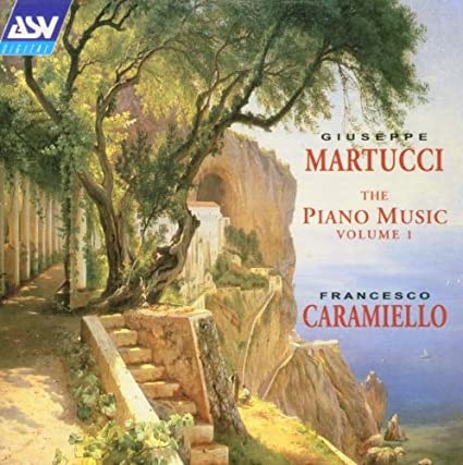 Martucci: The Piano Music, Vol. 1