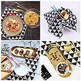 KinGrow 11.8 x 15.7 Inch Flat Lay Food Photography
