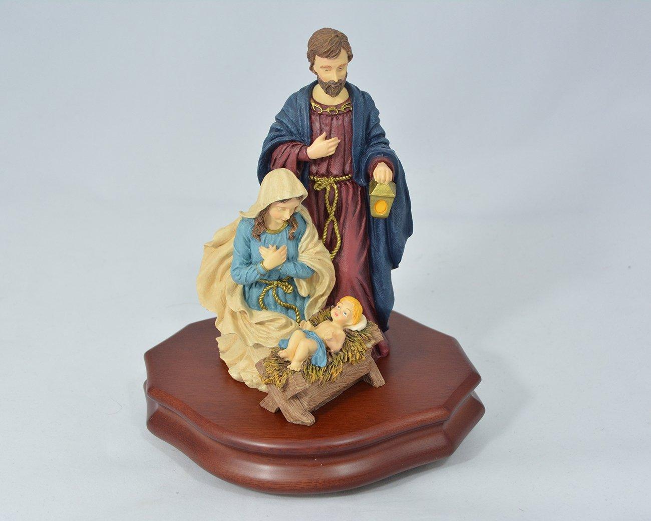 【新発売】 Nativity Figurine Movements with Swiss 18-notes Figurine Movement – ChoralのカンタータREUGE 18-notes Movements B011J309WU, ペットランド(PETLAND):63f155c4 --- arcego.dominiotemporario.com